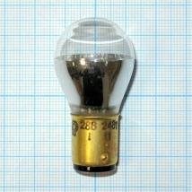 Лампа накаливания самолетная СМЗ 28-24