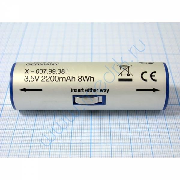 Аккумулятор Li-ion Heine X-007.99.381  Вид 5