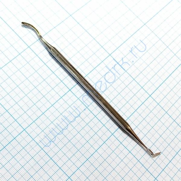 Гладилка двусторонняя серповидная и дистальная SD-1137-07 стоматологическая  Вид 1