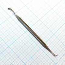Гладилка двусторонняя серповидная и дистальная SD-1137-07 стоматологическая