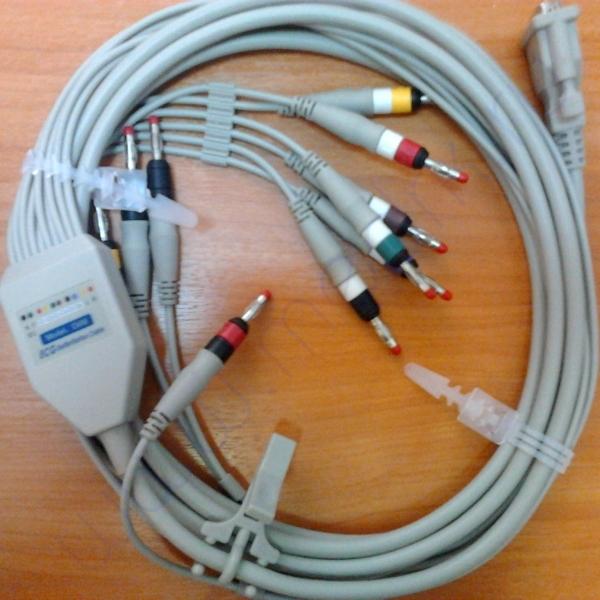 Электрокардиограф ЭК12Т Альтон-03 многоканальный  Вид 13