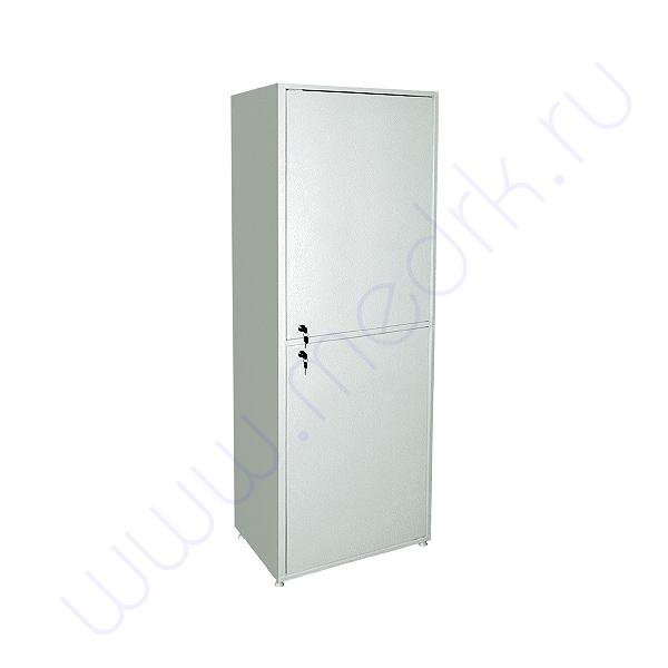 Шкаф медицинский металлический ШМ-03-МСК  Вид 1
