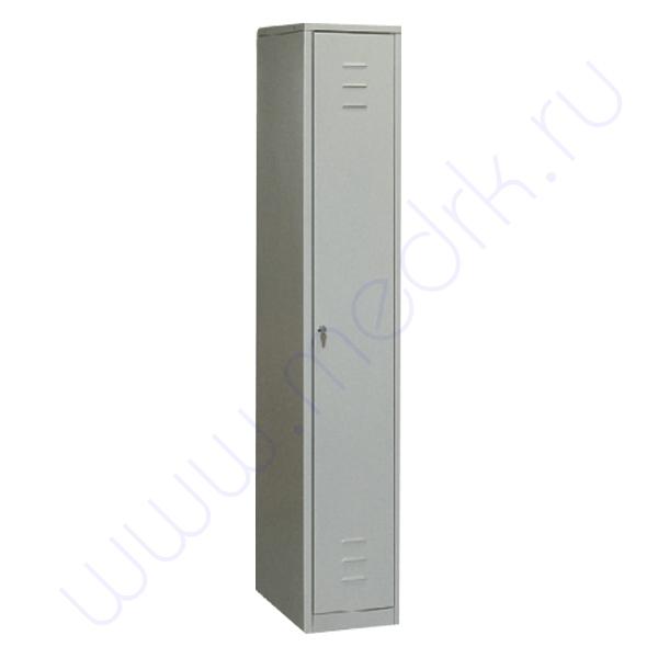 Шкаф металлический для одежды МСК-2941.300   Вид 1
