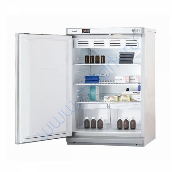 Холодильник фармацевтический ХФ-140 ПОЗИС с замком  Вид 1