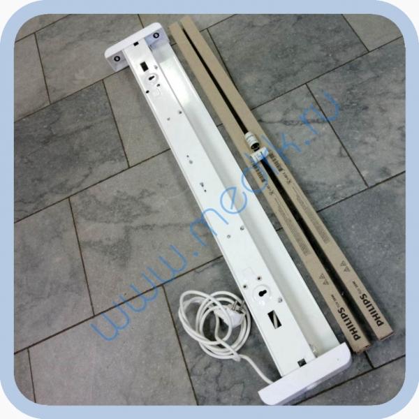 Облучатель бактерицидный ОБН 150 2х30 АЗОВ со шнуром и вилкой  Вид 6