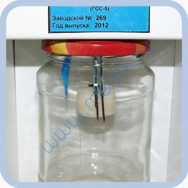 Слюноотсос портативный СВС-5 (стоматологический отсасыватель-аспиратор)  Вид 1