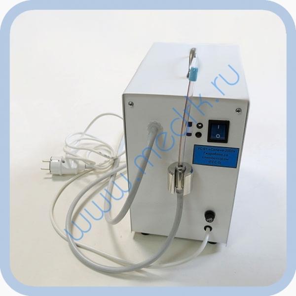 Слюноотсос портативный СВС-5 (стоматологический отсасыватель-аспиратор)  Вид 2
