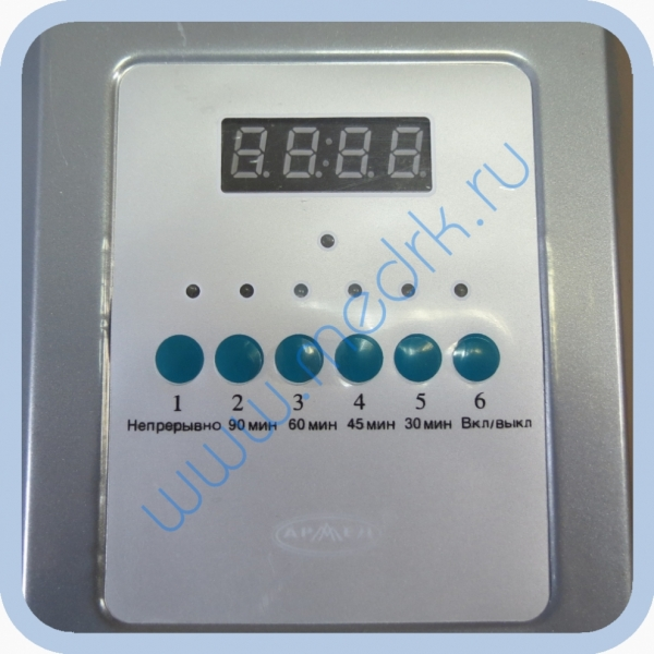Облучатель-рециркулятор СH211-115 2х15 (металлический корпус) Armed  Вид 3
