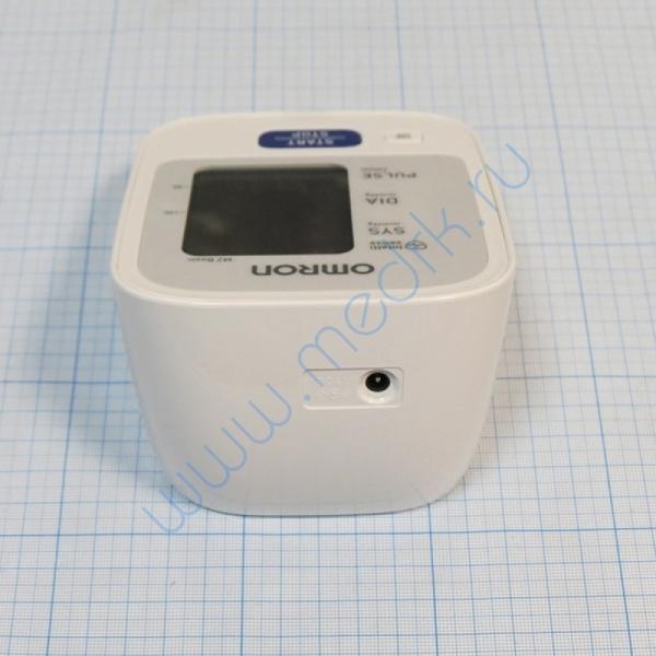 Тонометр электронный автоматический Omron M2 Basic с адаптером  Вид 3