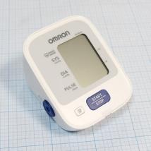 Тонометр электронный автоматический Omron M2 Basic с адаптером и универсальной манжетой