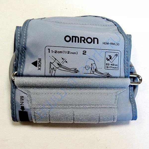 Тонометр Omron M3 Family с адаптером и универсальной манжетой  Вид 3