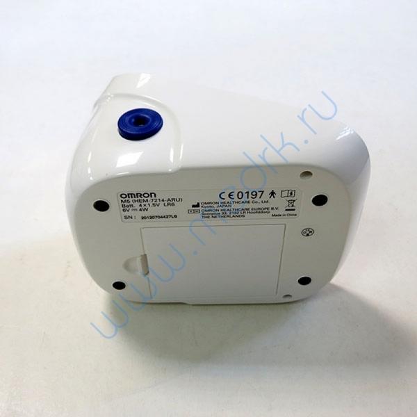 Тонометр Omron M5 с адаптером и универсальной манжетой  Вид 12
