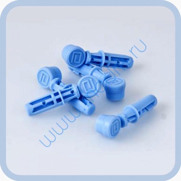 Ланцеты Thin для глюкометра Omron  Вид 1