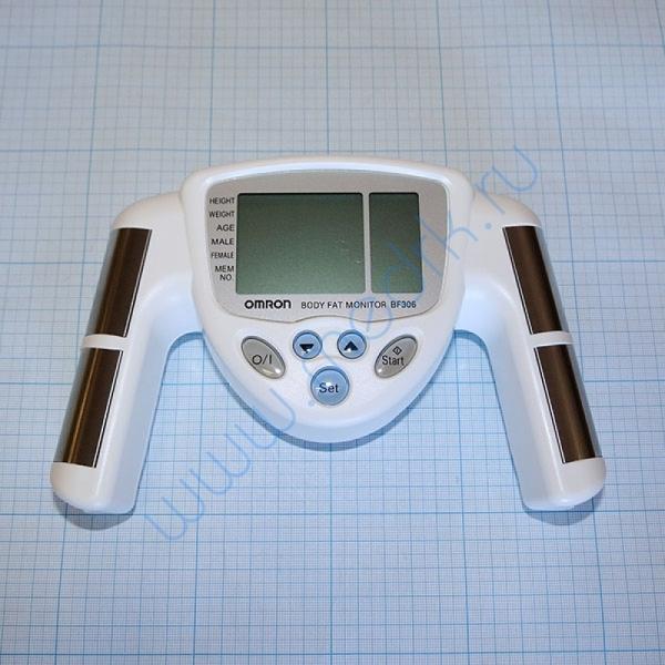 Определитель жировых отложений Omron BF-306 ручной  Вид 1