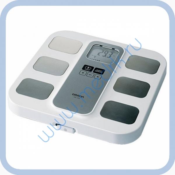 Определитель жировых отложений Omron BF-400 (весы)  Вид 1