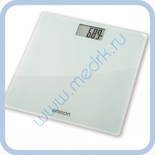 Весы напольные электронные Omron HN-286