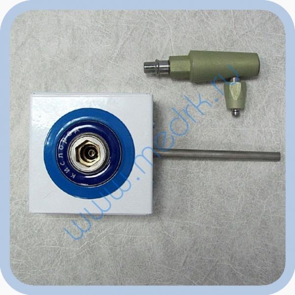 Система клапанная быстроразъемная СКБ-1 (кислород) стандарт DIN  Вид 2