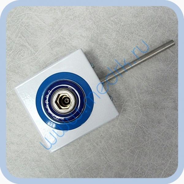Система клапанная быстроразъемная СКБ-1 (кислород) стандарт DIN  Вид 3