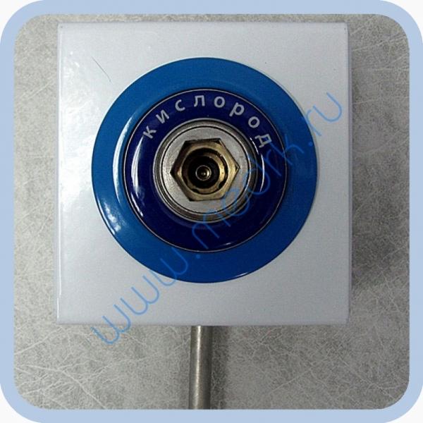 Система клапанная быстроразъемная СКБ-1 (кислород) стандарт DIN  Вид 7