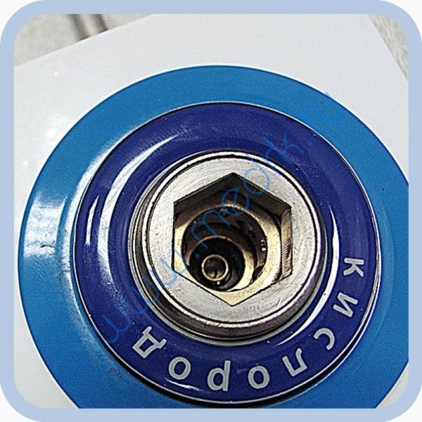 Система клапанная быстроразъемная СКБ-1 (кислород) стандарт DIN  Вид 19