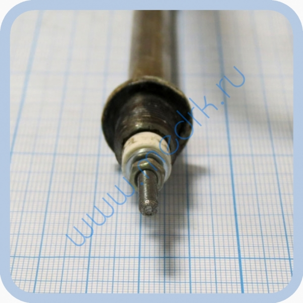 ТЭН 68.18.17.107 (2,0кВт, н/сталь, вода, М14) для ДЭ-4  Вид 3