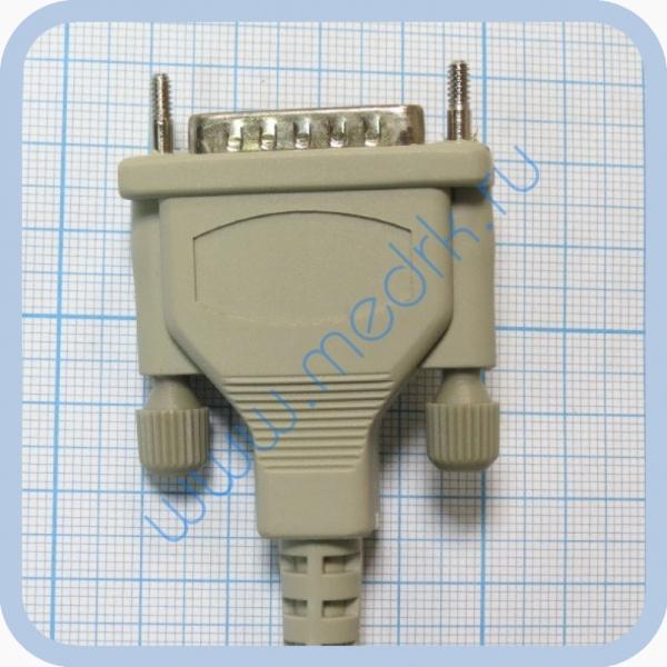 Кабель пациента для ЭКГ Schiller AT-1, AT-2, AT-4, AT-6 с 4-мм штекерами, F8725 R  Вид 6