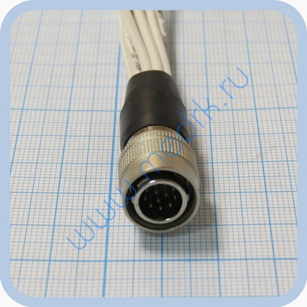 Кабель для подключения одноразовых электродов для КТ-04-8, КТ-04АД-3(М) (12 pin)  Вид 5