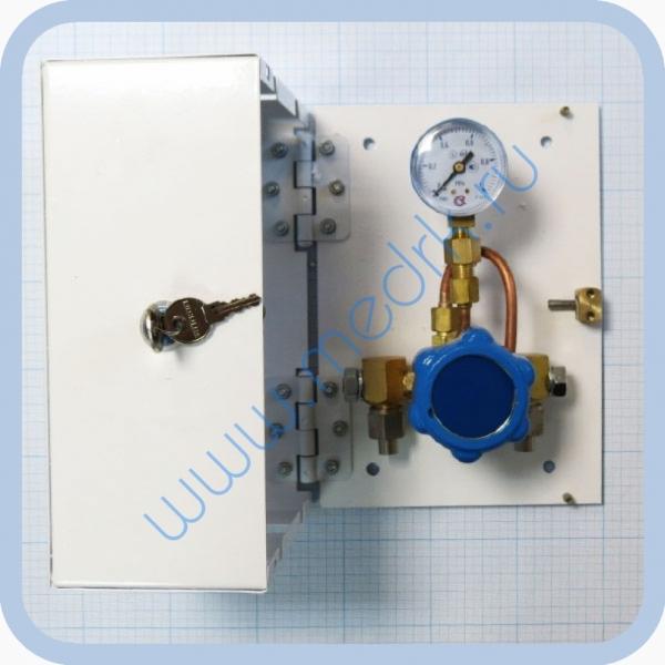 Коробка поэтажная отключающая УГВ-4/1 (один газ)  Вид 3