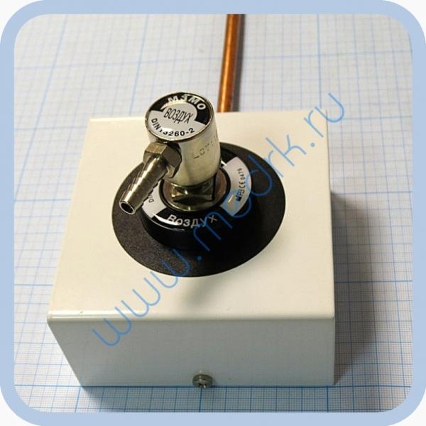 Соединение быстросъемное для воздуха (консоль КПМ-АМС-НГС-1)  Вид 1