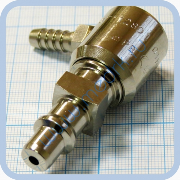 Соединение быстросъемное для воздуха (консоль КПМ-АМС-НГС-1)  Вид 13