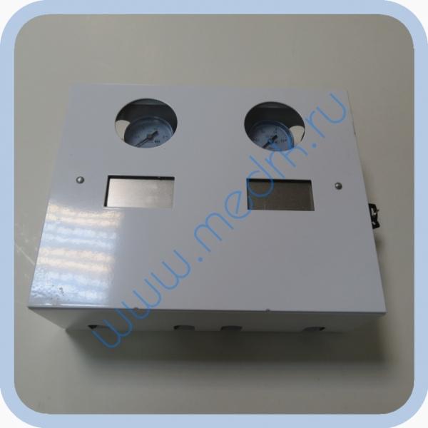 Коробка поэтажная отключающая УГВ-4/2 (два газа)  Вид 1