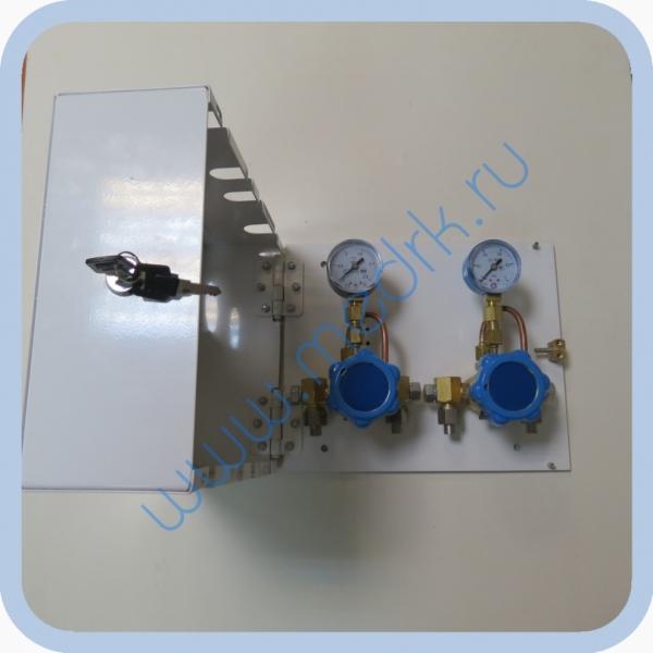 Коробка поэтажная отключающая УГВ-4/2 (два газа)  Вид 4