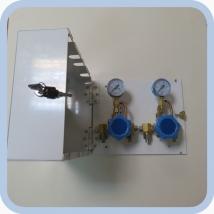 Коробка поэтажная отключающая УГВ-4/2 (два газа)