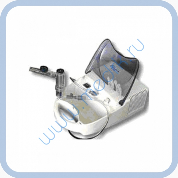 Ингалятор небулайзер ELISIR компрессорный  Вид 1