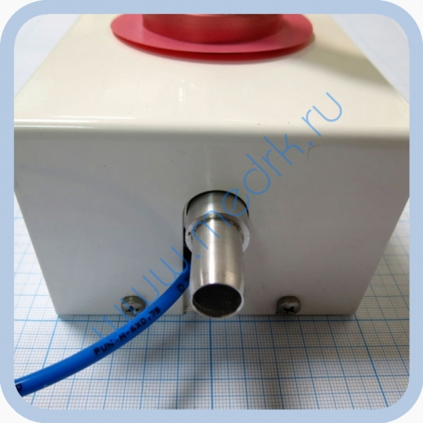 Консоль КПМ-АМС-КНГ (клапан отвода наркогазов AGSS эжекционный, стандарт EN 737-4)  Вид 1