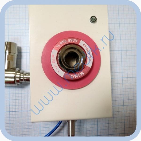 Консоль КПМ-АМС-КНГ (клапан отвода наркогазов AGSS эжекционный, стандарт EN 737-4)  Вид 2