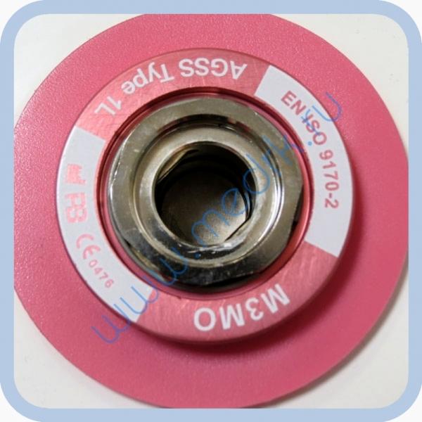 Консоль КПМ-АМС-КНГ (клапан отвода наркогазов AGSS эжекционный, стандарт EN 737-4)  Вид 3