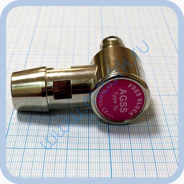 Консоль КПМ-АМС-КНГ (клапан отвода наркогазов AGSS эжекционный, стандарт EN 737-4)  Вид 8