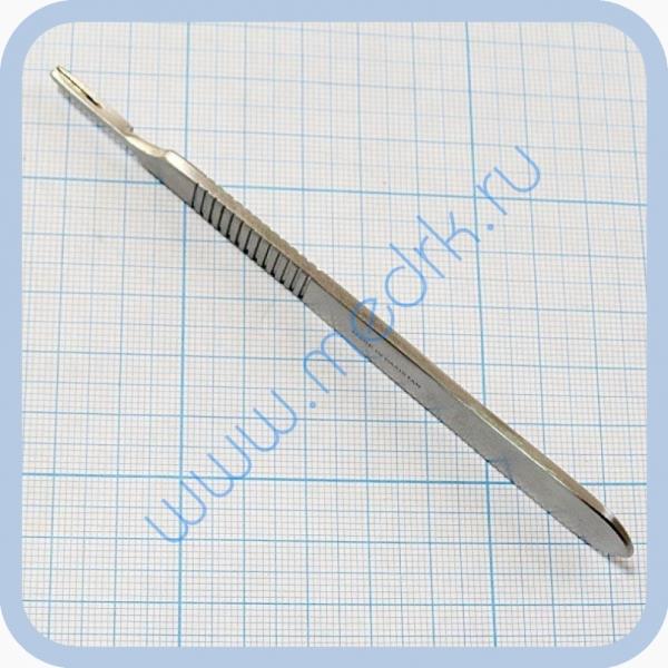 Рукоятка скальпеля №3 J-15-063 (Surgicon)  Вид 2