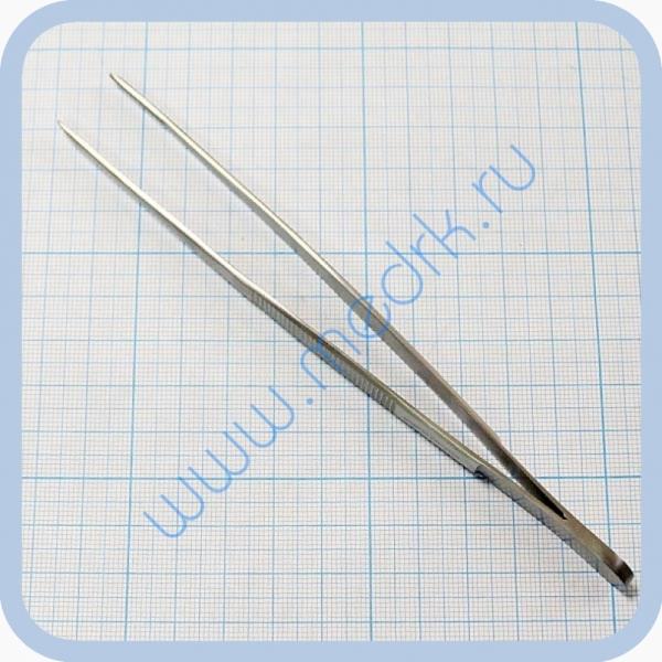 Пинцет анатомический 150 мм J-16-184 А   Вид 1