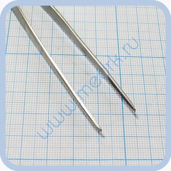 Пинцет анатомический 150 мм J-16-184 А   Вид 4