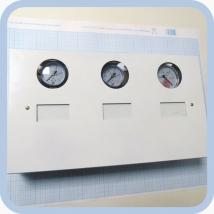 Коробка поэтажная отключающая УГВ-4/3 (на три газа)