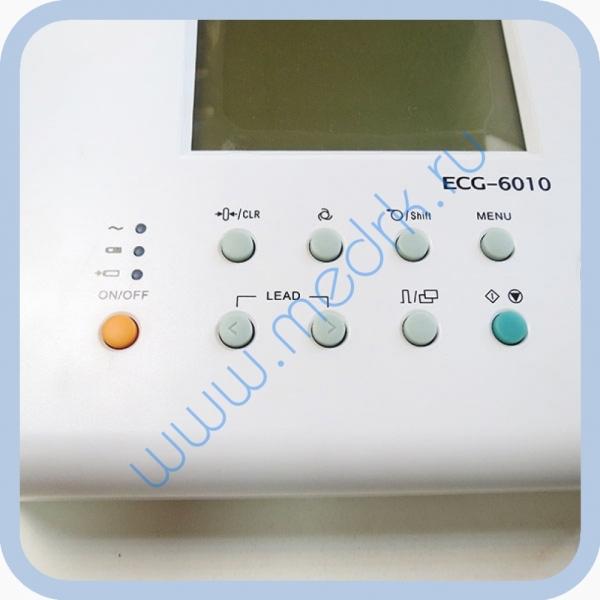 Электрокардиограф шестиканальный Biocare ECG-6010G   Вид 12