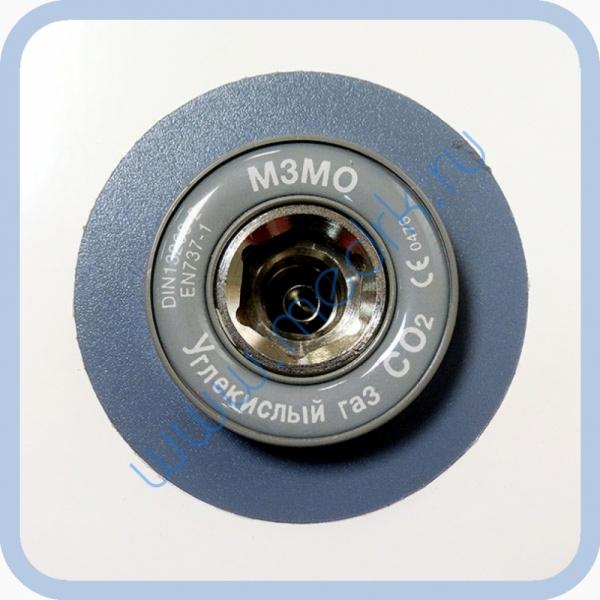 Соединение быстросъемное консоль КПМ-АМС-НГС-1 (клапан газовый на углекислый газ со штекером стандарта DIN)  Вид 3
