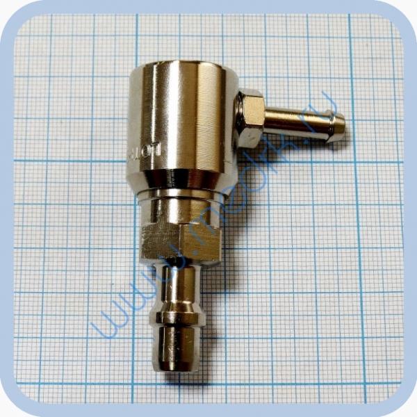 Соединение быстросъемное консоль КПМ-АМС-НГС-1 (клапан газовый на углекислый газ со штекером стандарта DIN)  Вид 4