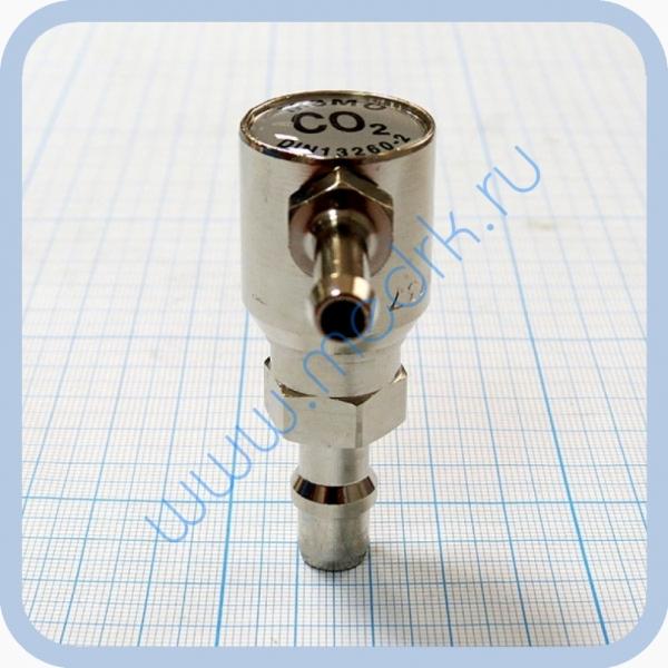 Соединение быстросъемное консоль КПМ-АМС-НГС-1 (клапан газовый на углекислый газ со штекером стандарта DIN)  Вид 7