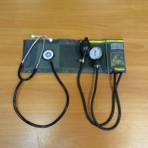 Тонометр LD-71 механический со стетоскопом