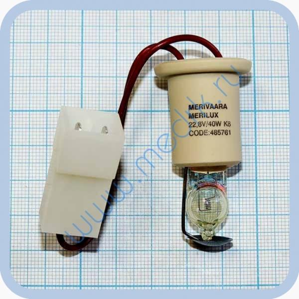 Лампа MERILUX 22.8V 40W K8 CODE 485761 Merivaara  Вид 1