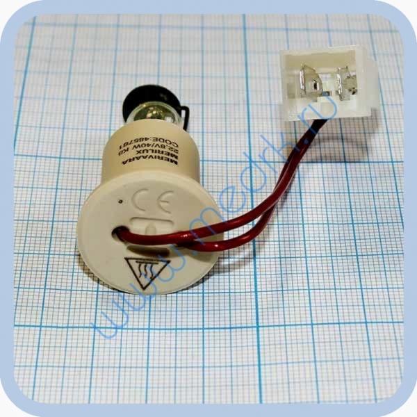 Лампа MERILUX 22.8V 40W K8 CODE 485761 Merivaara  Вид 4