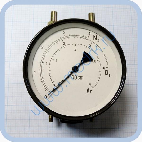 Дифманометр-уровнемер показывающий ДСП-УС  Вид 1